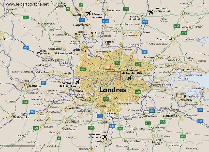 Le tourisme de Londres