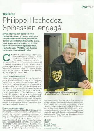 Philippe HOCHEDEZ Assos