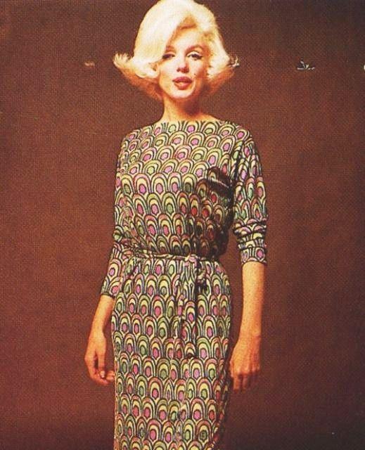 Emilio Pucci Marilyn Monroe