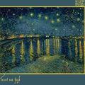 Van Gogh Nuit à Arles