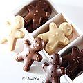 Les chocolats belledonne pour noël