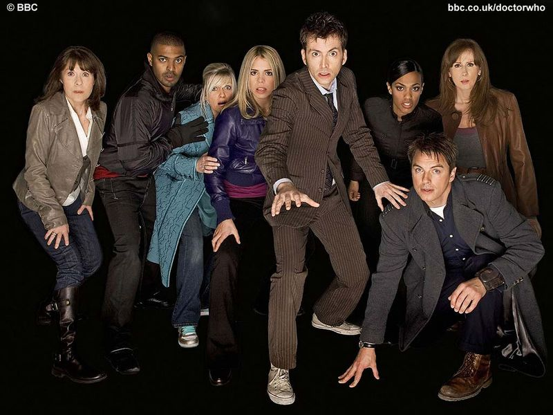 Doctor Who - Episodes 4.12 et 4.13 - Series 4 finale ...