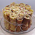 ...gâteau de crêpes original... (hervé cuisine)