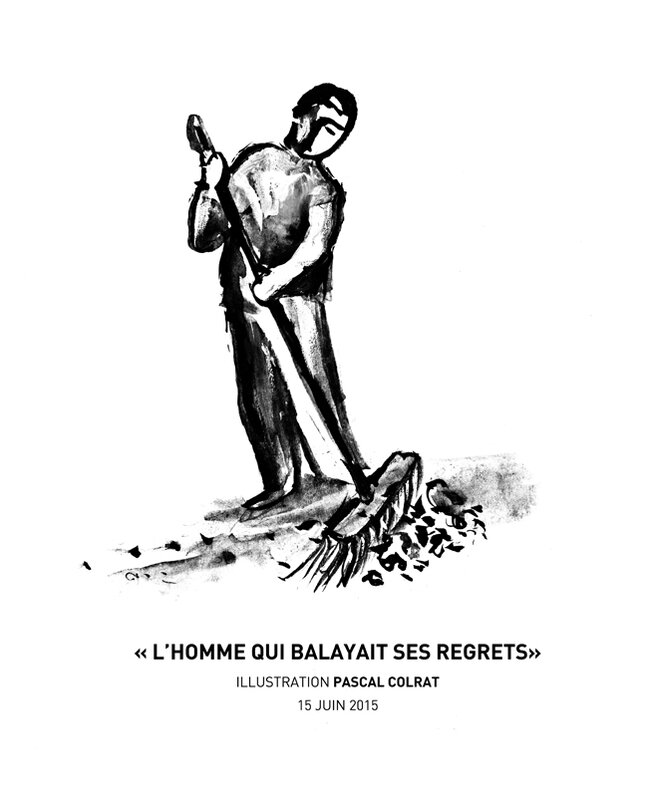 le balayeur de regret