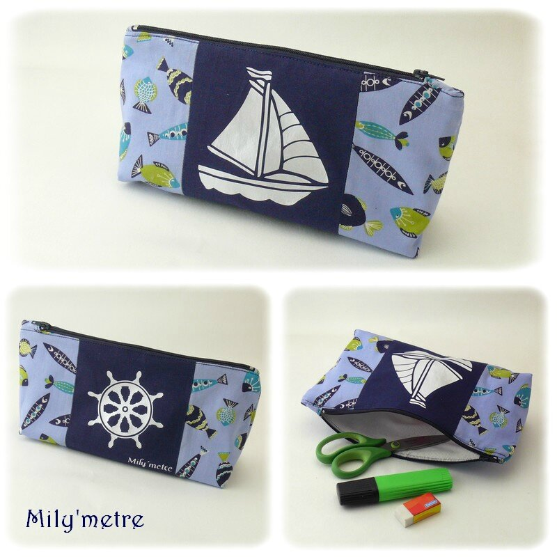 Trousse Marin