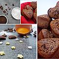Muffins au chocolat du dimanche en famille
