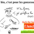 Flunch : sexisme bio au menu enfant...