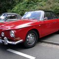 VOLKSWAGEN Karmann Ghia Type 34 coupe 1968