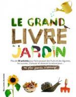 Le grand livre du jardin couv