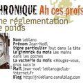 Chronique 05-2008