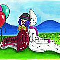 Illustrations autour du cirque #4