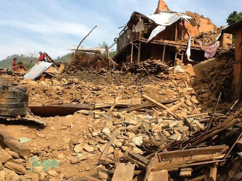 Ghormu après le séisme (7)