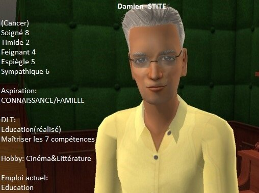 Damien Stite
