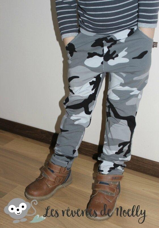 Pant militaire 05