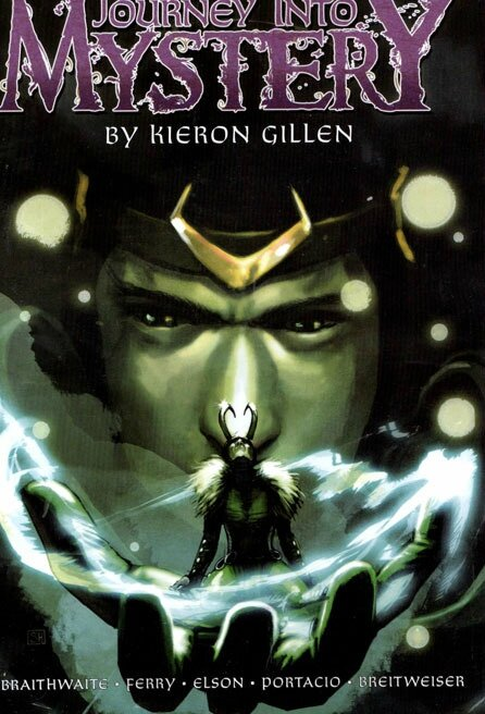 journey into mystery by kieron gillen complete collection vol 1 TP