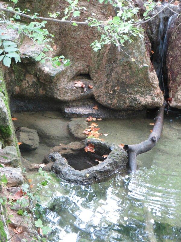 Source du Chêne -Réservoir-