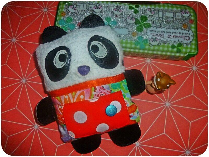 panda kawaii 2
