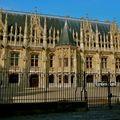Parlement de Normandie, Palais de Justice.