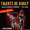 Talents de Bailly, Mars 2011