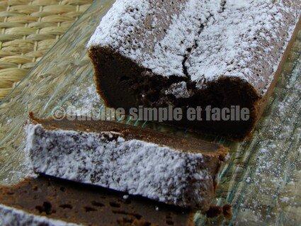 Fondant chocolat à l'italienne 03