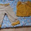 Pantalon et un autre haut