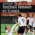 Les femmes, le football, les sports