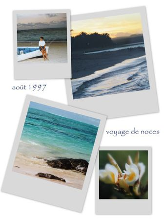 MAURICE 97voyage noces
