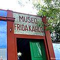 Maison de Frida Khalo