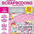 Tentez votre chance avec Esprit Scrapbooking