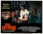 The Funhouse lobby card 1