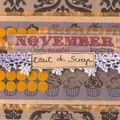 Bannière de novembre