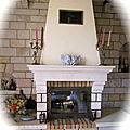 Notre cheminée