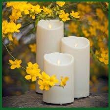 3 bougies