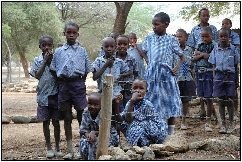 Ecole masaï
