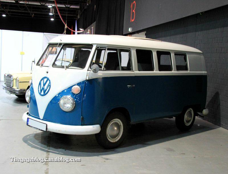 Vw combi split (RegioMotoClassica 2011)