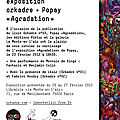 Exposition orkadre popay !