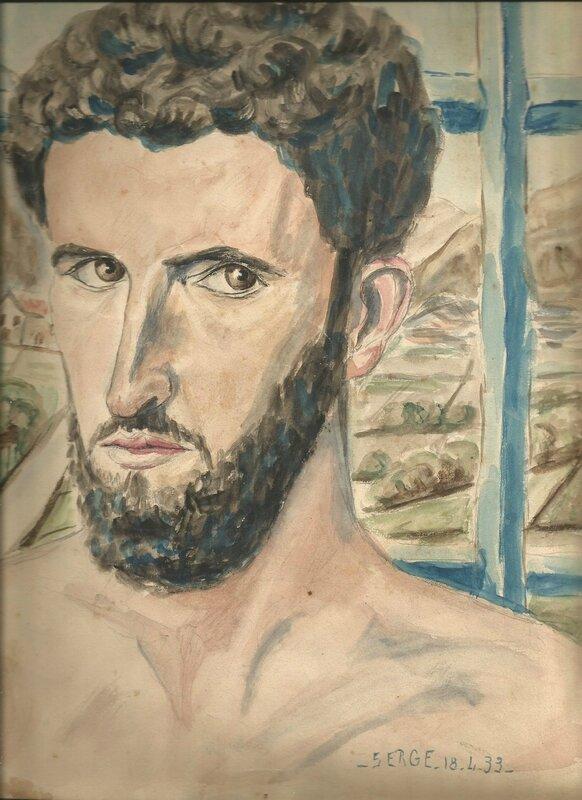 Autoportrait Serge