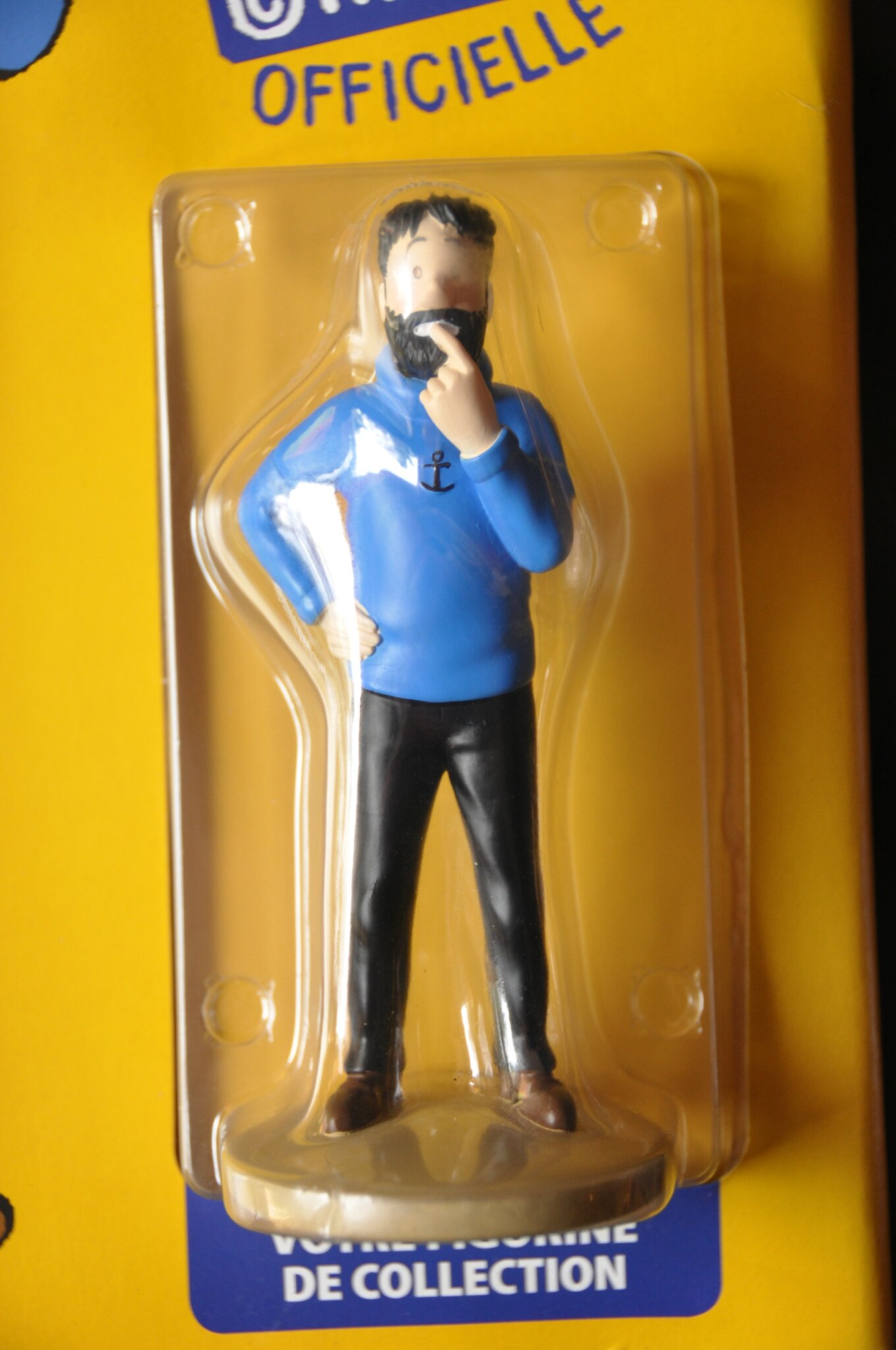 Figurine Capitaine Haddock