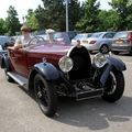 Bugatti type 44 tourer de 1929 (Retrorencard juin 2010) 01
