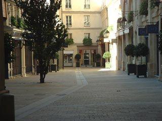 19 - Passage Couvert Cité Berryer - 24 Rue Boissy d'Anglas 24 Rue Royale