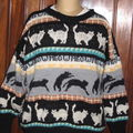 Cat FairIsle