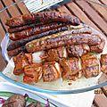 Marinade pour viande au barbecue ou au four