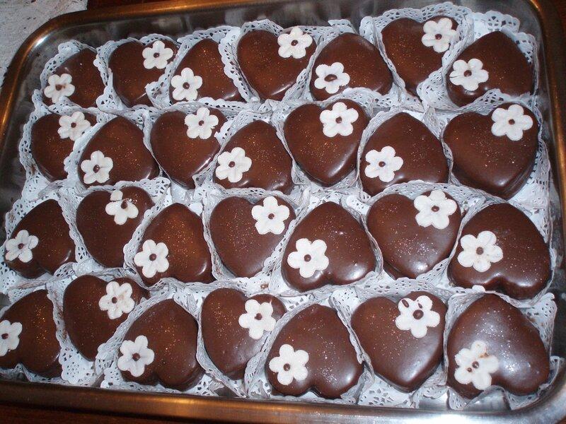 Gateau Sec Au Chocolat De Choumicha : Coeur fondant au halwa turc et chocolat la cuisine d oum