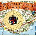 Les 32 vents de Provence