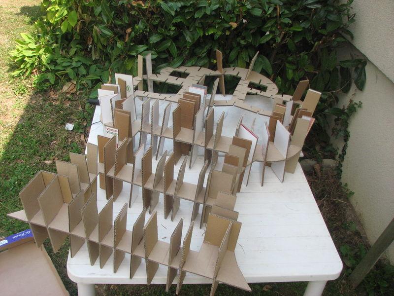 comment construire quelque chose en papier