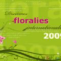 Les floralies de nantes 2009