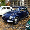 Vw coccinnelle ovale de 1957 (Retrorencard novembre 2011) 01