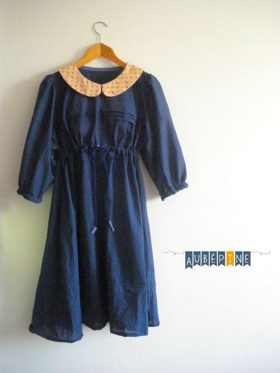 Robe Aubépine_Caludine 1