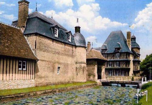 Grandchamp le château