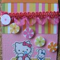 Atc kawaii : hello kitty